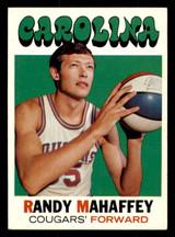1971-72 Topps #221 Randy Mahaffey Excellent+  ID: 309630