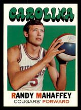 1971-72 Topps #221 Randy Mahaffey Ex-Mint