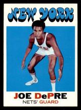 1971-72 Topps #226 Joe DePre Ex-Mint  ID: 309637