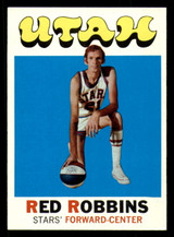 1971-72 Topps #233 Red Robbins Ex-Mint RC Rookie  ID: 309647