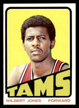 1972-73 Topps #193 Wilbert Jones Near Mint  ID: 309735