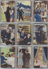 1939 Film Fantasy Card Game 44 Cards 11 Different Movies Spain  #*