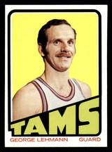 1972-73 Topps #211 George Lehmann Ex-Mint  ID: 309748