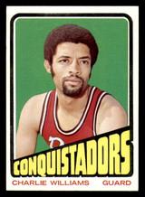 1972-73 Topps #231 Charlie Williams Near Mint  ID: 309758