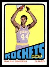 1972-73 Topps #235 Ralph Simpson Ex-Mint  ID: 309762