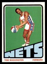1972-73 Topps #240 Tom Washington Near Mint  ID: 309766