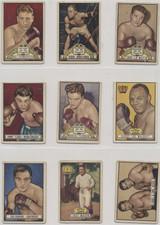 """1951 Topps Ringside Boxing Near Complete Set 94/96 """""""" Missing #55 & #95  #*"""