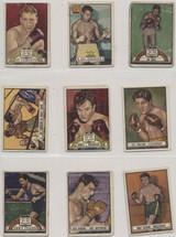1951 Topps Ringside Boxing Lot 74/96 Low Grade  #*