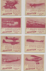 1942 V401-1 Aviation Gum Canada Lot 67 Sold 10 Now 57 High Grade  #*