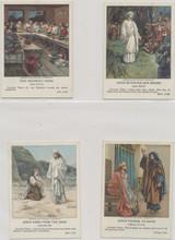 1906-13 Little Bible Lesson Pictures London, England Lot 114  #*
