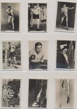 1935 J. A. Patroeouex Sporting Events Stars 91/96  #*