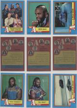 1983 Topps The A Team Set 66  #*