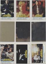 1978 Topps Battlestar Galactica Set 132  NO STICKERS  #*