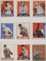 1948 Leaf Boxing Set (49) Low Grade   #*