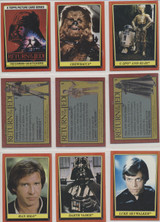 1983 Topps Return Of The Jedi Series 1 Set 132 NO STICKERS  #*
