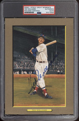 Ted Williams Perez Steele Great Moments Signed PSA DNA Slabbed Red Sox ID: 310598