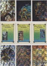 1993 Boris Vallejo Series 3 Boris 3 All-Prism Set 72+3  #*