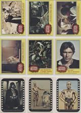 1977/78 Topps Star Wars Series 3 Set 66/11  #*