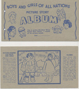 1930's Nabisco Boys And Girl Of All Nations Set 36 F275-2  #*