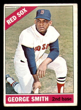 1966 Topps #542 George Smith Very Good