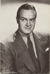 1940's Bob Hope Photo Post Card France CP292-B Hope 4 by 6 inches  #*