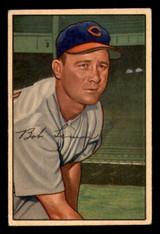 1952 Bowman #23 Bob Lemon Very Good