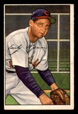 1952 Bowman #142 Early Wynn Excellent