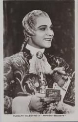 1920's Rudolph Valentino Picture Post CardNo 170  #*
