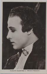 1920's Rudolph Valentine Picture Post Card NO 193  #*