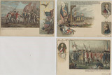 1900's PC440 Private Mailing Card Revolutionary Theme Lot 3  #*