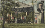 1901 Post Card #60375 Wilcox Resident, Roosevelt Took Oath  #*