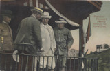 1906 Postcard #88a President Theodore Roosevelt In The Canal Zone  #*