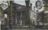 1901 Postcard #3774 Wilcox House, Roosevelt Took Office After McKinley Death  #*