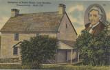1950-60's Postcard Daniel Boone Birthyplace  #*