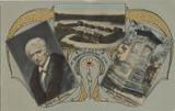 1930-40's A24197 Postcard Daniel Boone  #*