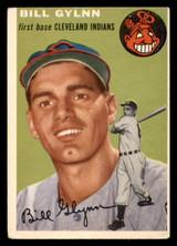 1954 Topps #178 Bill Gylnn UER Excellent  ID: 312135