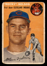1954 Topps #199 Rocky Nelson Poor  ID: 312137