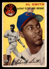 1954 Topps #248 Al Smith G-VG RC Rookie  ID: 312140
