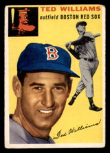 1954 Topps #250 Ted Williams Very Good