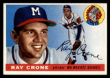 1955 Topps #149 Ray Crone Near Mint
