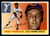 1955 Topps #153 Bud Podbielan Excellent  ID: 312248