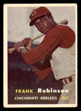 1957 Topps #35 Frank Robinson Very Good RC Rookie  ID: 312267