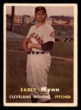 1957 Topps #40 Early Wynn Very Good  ID: 312268