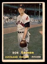 1957 Topps #120 Bob Lemon Very Good  ID: 312269