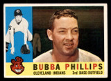 1960 Topps #243 Bubba Phillips Excellent  ID: 312300