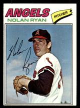 1977 Topps #650 Nolan Ryan Excellent+  ID: 312340