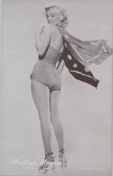 1950's Exhibit Card Marilyn Monroe  #*