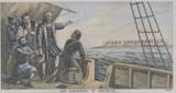 1890s Ayer Sarsaparilla Christopher Columbus Ex-Mt  #*