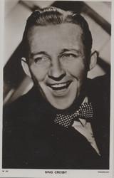 1940s Long Acre, London W.322 Picturegoer Bing Crosby Ex-Mt  #*