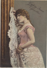 1890's Gypsy QueenCigarettes 4 by 6 Inches  #*